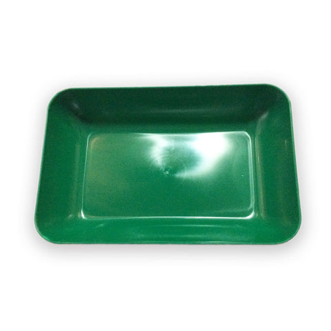 Plastic Tray for Crafts - Green