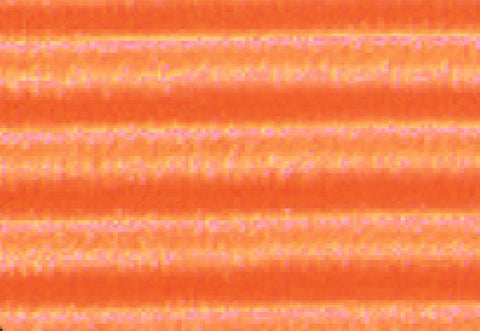Corrugated Sheet 50 x 70 - Eflute/double sided print - Fluoro Light Red