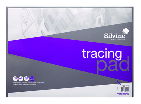 A2 Tracing Pad - 90gsm/50 sheets