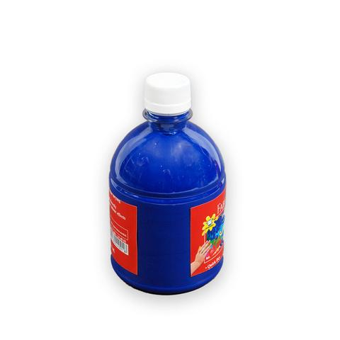 FC - Tempera/Poster Colour - 1 Litre Bottle/Prussian Blue