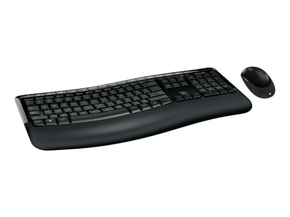 Microsoft Wireless Comfort Desktop 5050