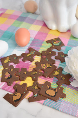 Easter Chocolate Puzzle
