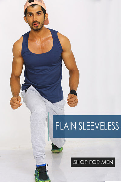 Plain Sleeveless