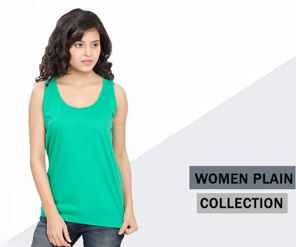 Women's Plain Collection