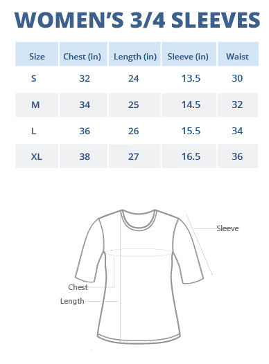 4fe5e6fef Sizing chart – Wear Your Opinion - WYO.in
