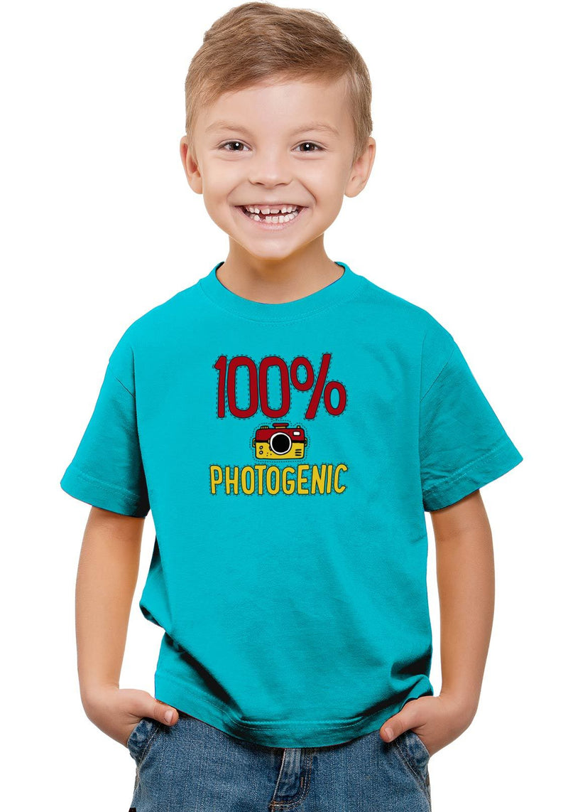 Photogenic Kids T-Shirt Scuba Mel