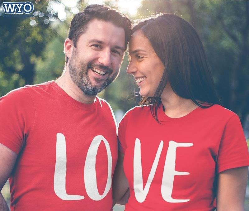 Love Couple Tees