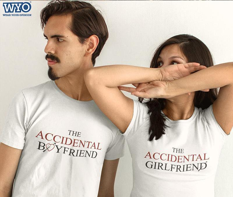 The Accidental Couple Tees