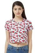 Crop Top - Watermelon