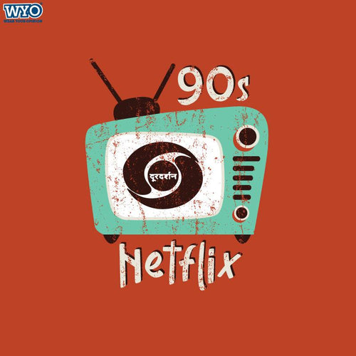 90s And Chill Women T-Shirt