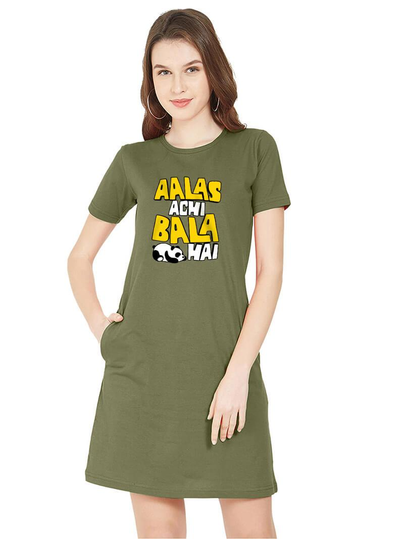 Achi Bala Wome T-Shirt Dress