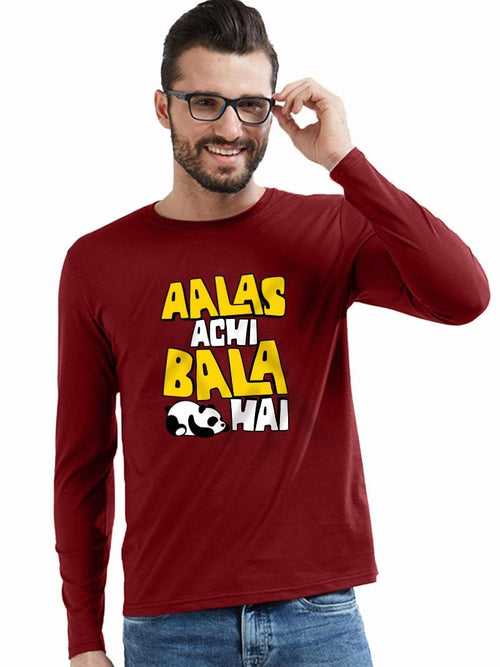 Full Sleeve T-Shirts – Wear Your Opinion - WYO.in af5efdd4033