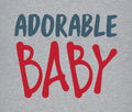 Adorable Baby - Family Tees