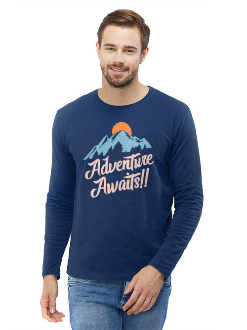 Adventure Awaits - Full Sleeves