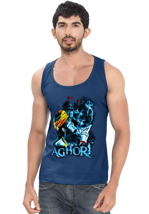 Aghori Sleevless T-Shirt