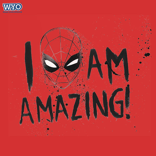 Amazing Spiderman Kids T-Shirt