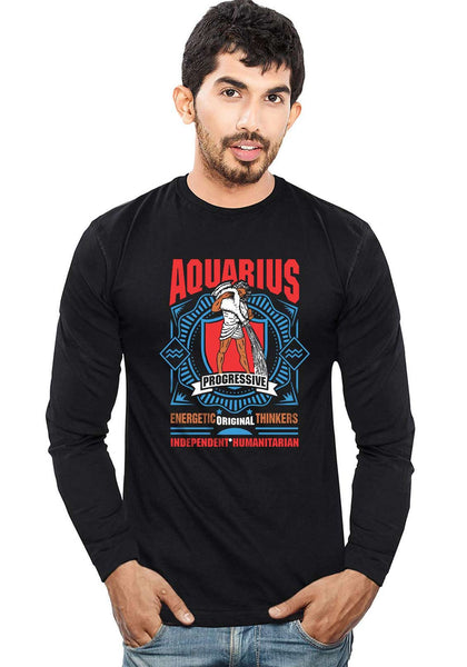 Aquarius - Full sleeves