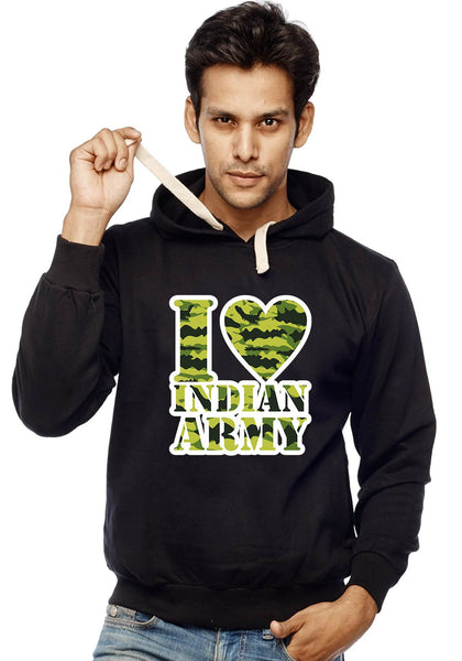 Army Love - Hoodies