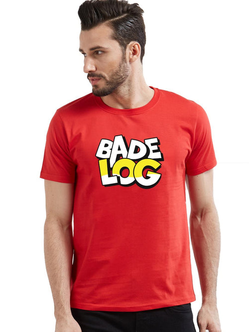 Bade Log T-Shirt