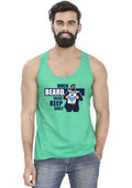 Beard Talks Sleeveless T-Shirt