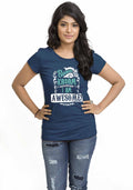 Bhagwan Kasam Women TShirt - Wear Your Opinion - WYO.in  - 2