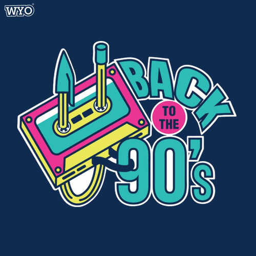 Back To 90s Women T-Shirt
