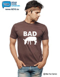 Bad Ass T-Shirt - Wear Your Opinion - WYO.in  - 4