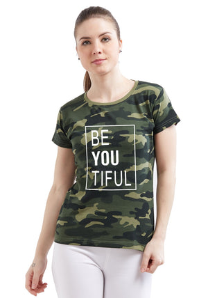 BE YOU TIFUL Women T-Shirt