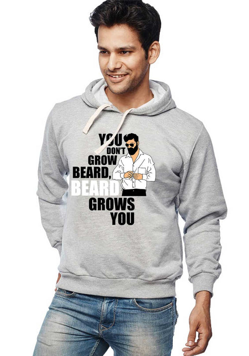Beard Grows - Hoodies