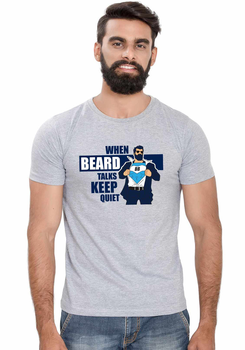 Beards Talks T-Shirt