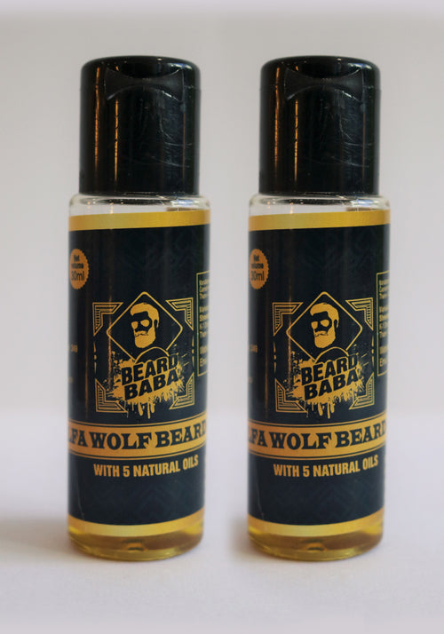 Beard Growth Oil 30ml - 2