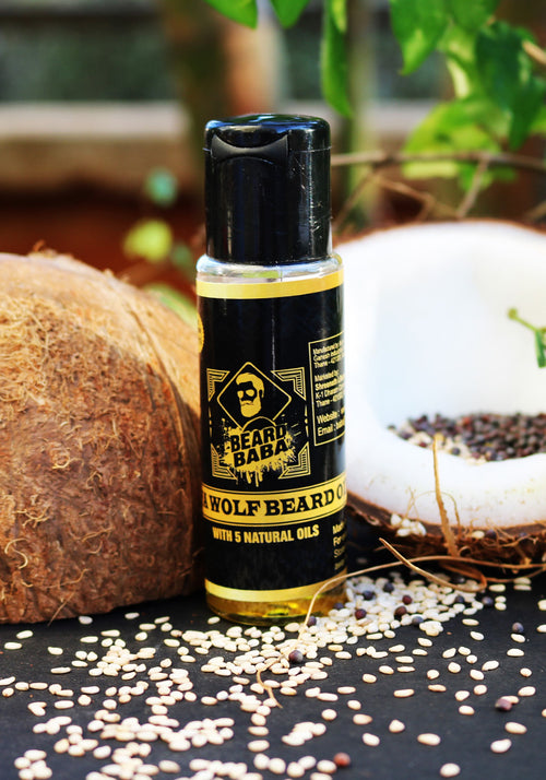Beard Growth Oil 30ml