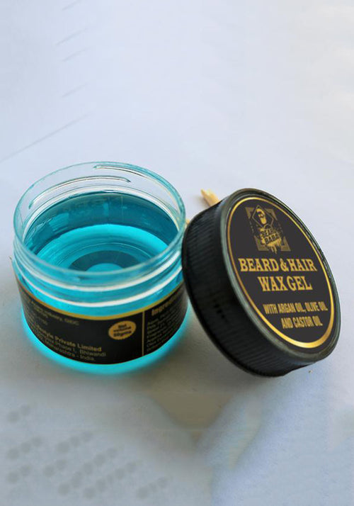 Beard & Hair Wax Gel