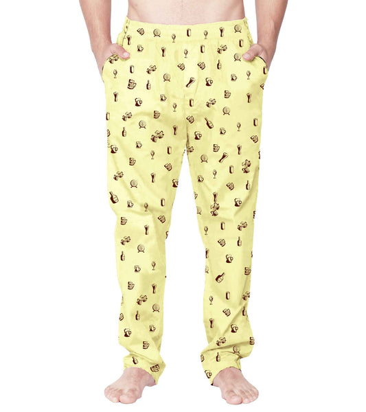 Beer Bitter Men Pyjamas -   - 1