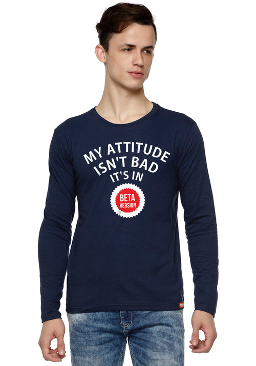 Beta Attitude - Full Sleeves