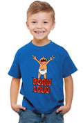 Born Loud Kid'S T-Shirt - Wear Your Opinion - WYO.in  - 2