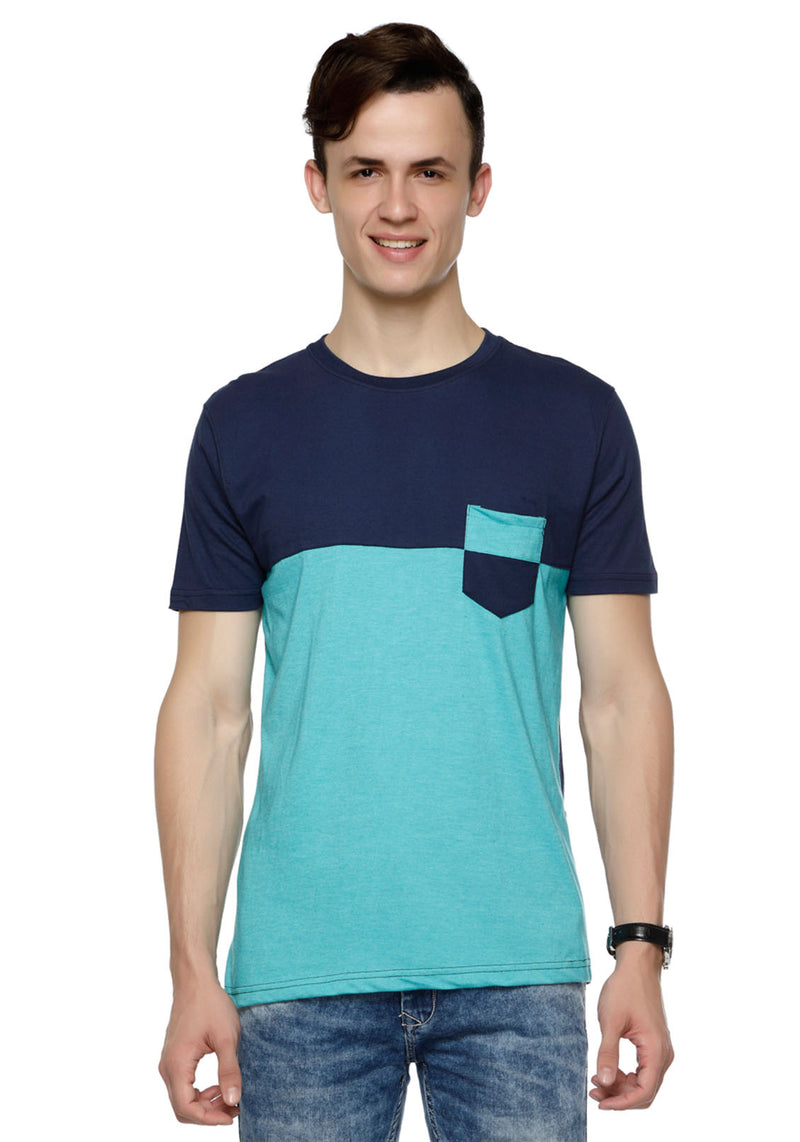CB Scuba | Navy Pocket T-Shirt