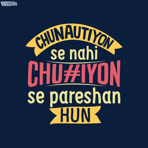 Chunautiyon Women T-Shirt