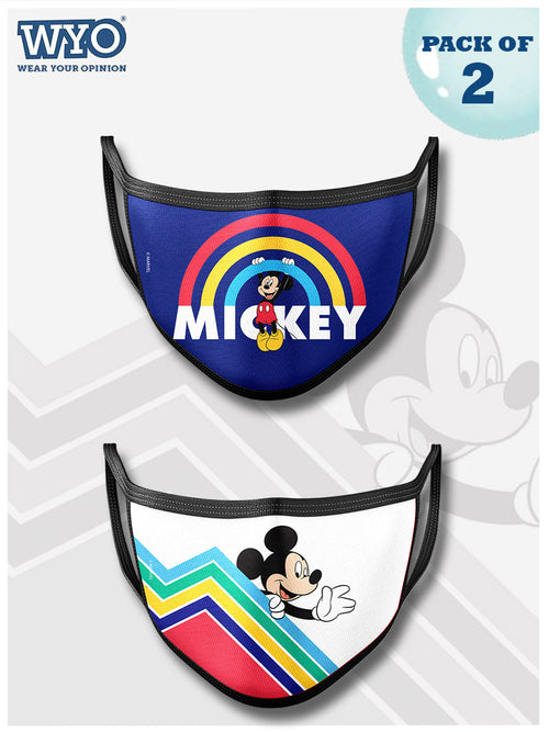 Reusable Mickey Kids Mask MD5