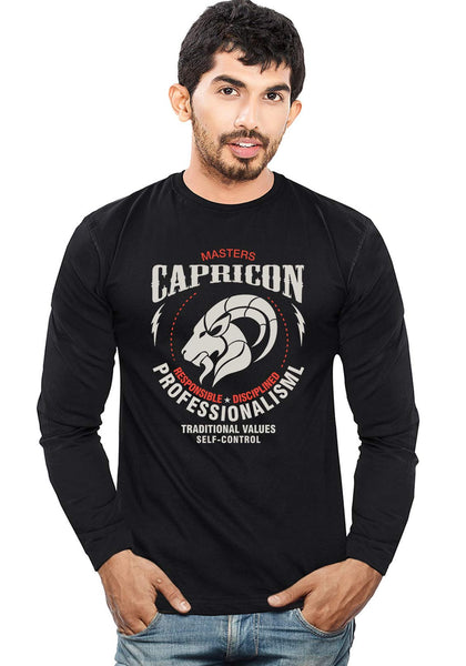 Capricorn - Full sleeves