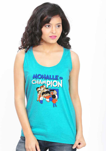 Champion Guddu Sleeveless T-Shirt