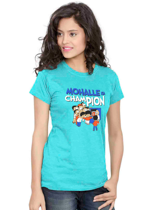 Champion Guddu Women T-Shirt
