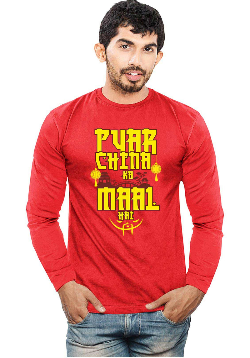 China Wala Pyaar - Full Sleeves