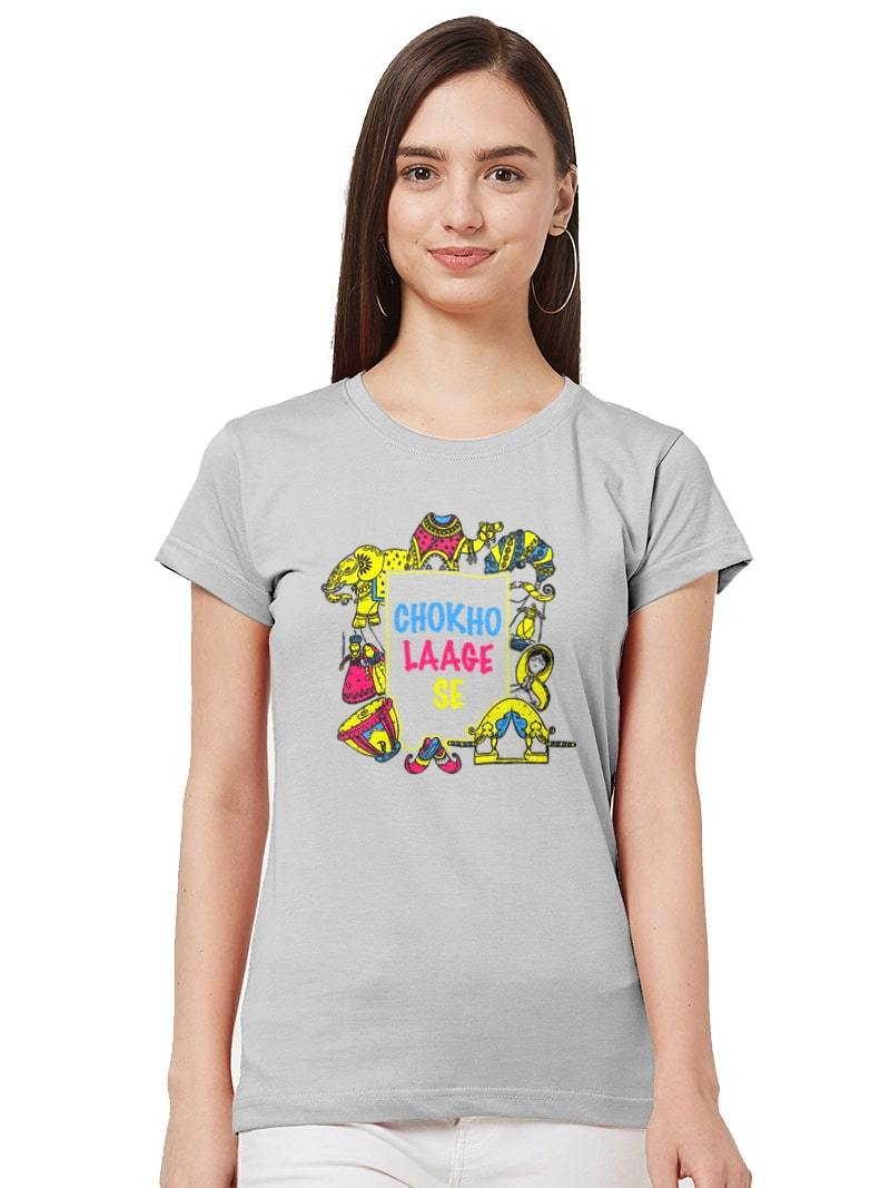 Chokho Lage Women T-Shirt
