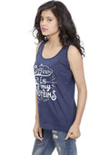 Coffee Proteins Sleeveless T-Shirt