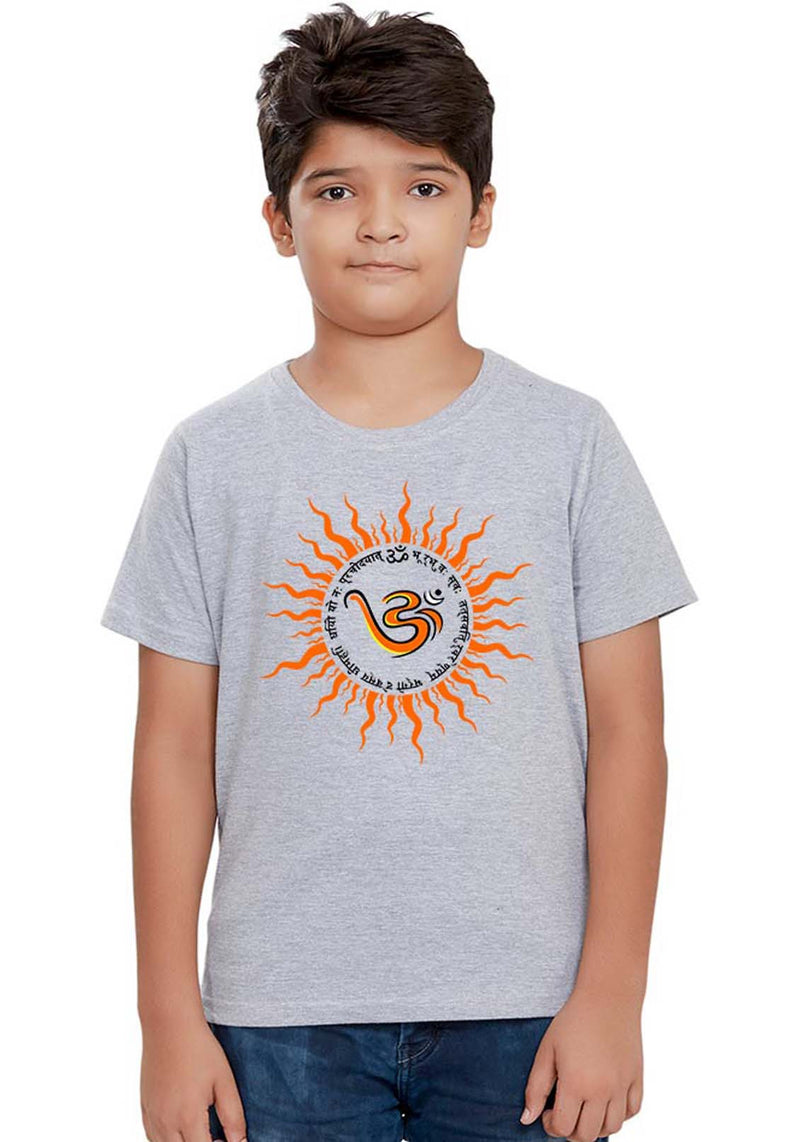 Cute Om Kids T-Shirt