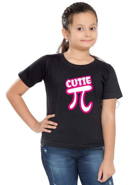 Cutie Pie (math Symbol) Kids T-Shirt