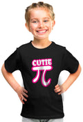 Cutie Pie (Math Symbol) Kid'S Tshirt - Wear Your Opinion - WYO.in  - 2