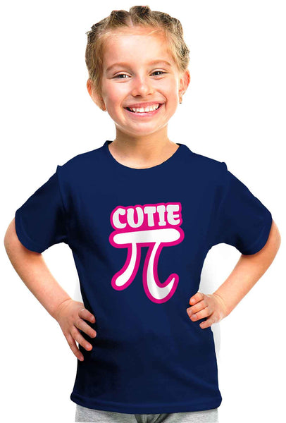 Cutie Pie (Math Symbol) Kid'S Tshirt - Wear Your Opinion - WYO.in  - 1