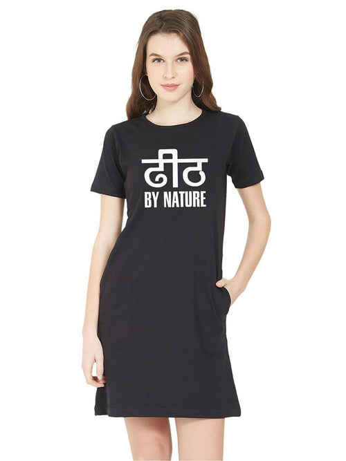 Dhith Women T-Shirt Dress